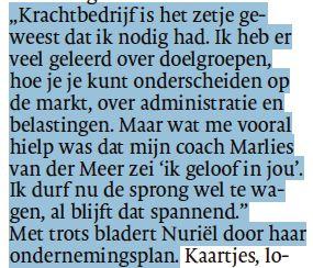 citaat client Brabants Dagblad