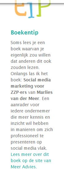 social media marketing recensie Studio neeltje
