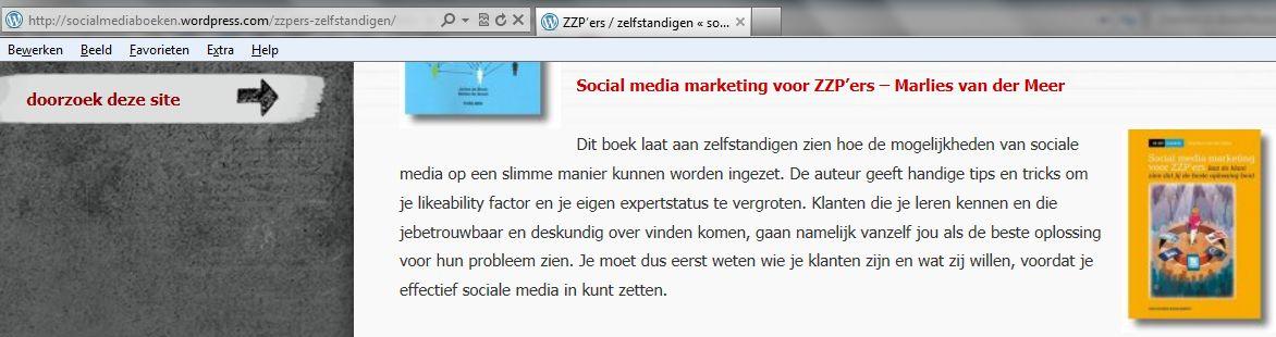 Social Media Boeken