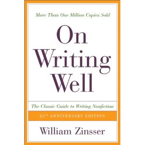 Writing Well Zinsser