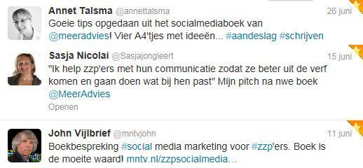 juni  testimonial social media marketing