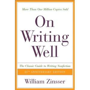 Writing Well Zinsser